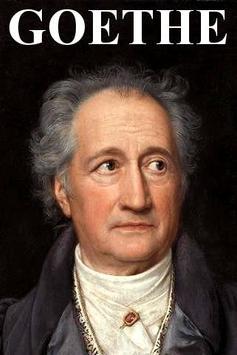 Gedichte von Goethe FREE poster