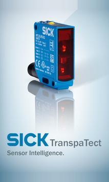 SICK TranspaTect Sensor poster