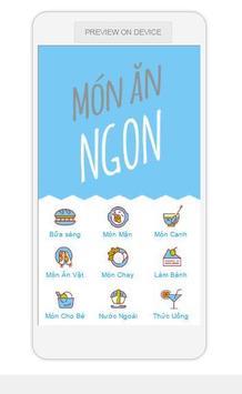 Món Ăn Ngon poster