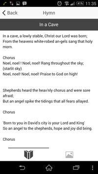 Hymns From My Spirit apk screenshot