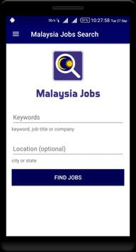 Malaysia Jobs - Jobs in KL poster