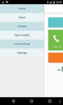 Izola Saver Mobile App apk screenshot