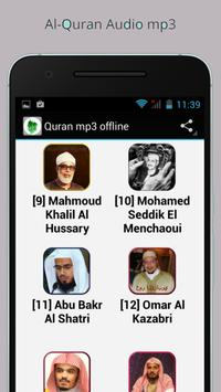 Al Quran mp3 with urdu poster