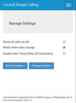I-Activ8 Connect apk screenshot