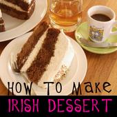 How To Make Irish Dessert icon