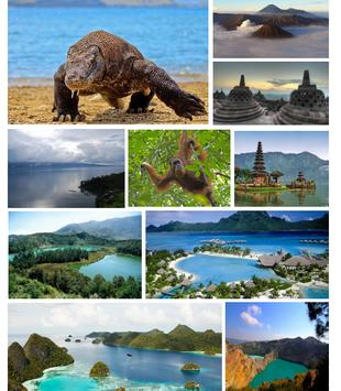 Best Places To Visit Indonesia poster