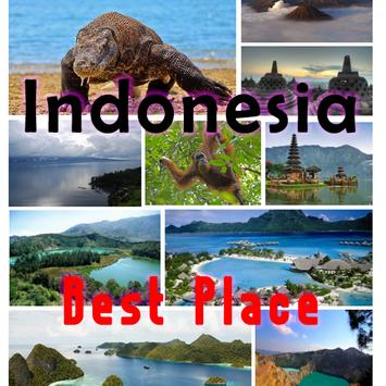 Best Places To Visit Indonesia apk screenshot
