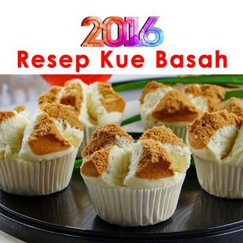 Resep Kue Basah 2016 poster