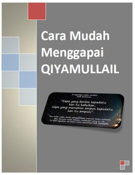 Cara Meraih Qiyamullail poster