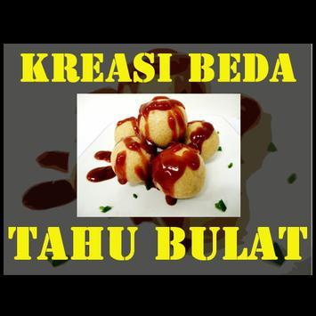 Kreasi Beda Tahu Bulat poster