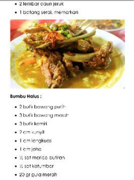 Resep Masakan Solo apk screenshot