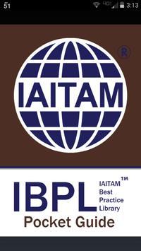 ITAM Pocket Guide – IBPL poster