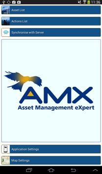 AMX Mobile poster