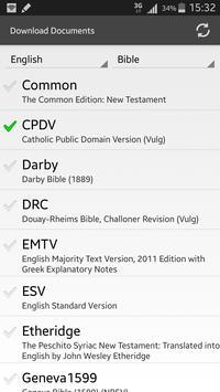 Holy Bible: Reader Assistant apk screenshot