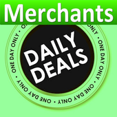 Daily Deals Merchants icon