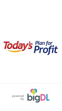 Today's Plan for Profit poster
