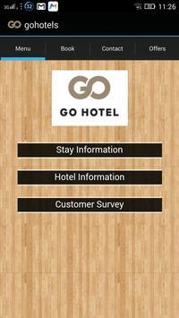 Go Hotels apk screenshot