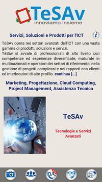 TeSAv poster