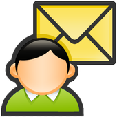 LotusAndy Mail icon