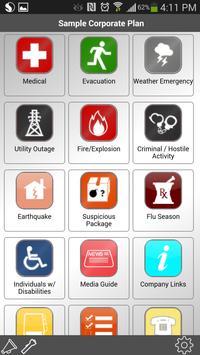 In Case of Crisis - Corporate apk screenshot