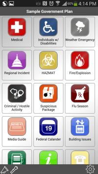 In Case of Crisis - Government apk screenshot