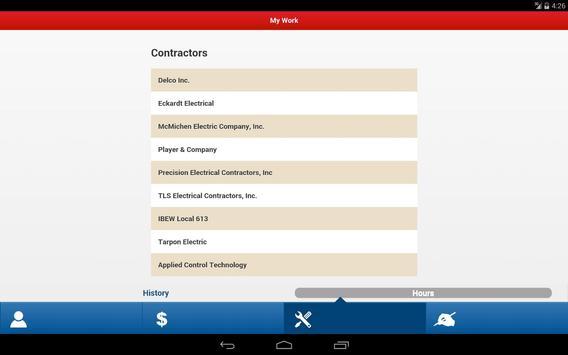 IBEW 613 apk screenshot