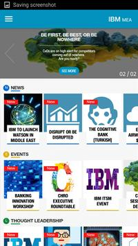 IBM MEA poster