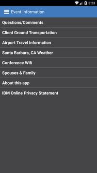 IBM CIF Fall 2015 apk screenshot