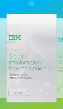 IBM IBV Mobile poster