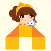 KCC홈씨씨인테리어 : 홍시씨 카카오톡 테마 icon