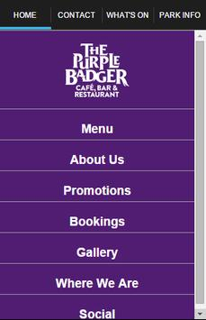 The Purple Badger poster