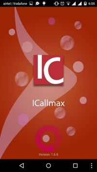 ICall Max poster