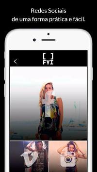 FYI App poster