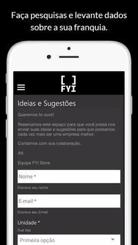 FYI App apk screenshot