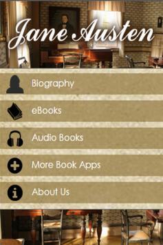 Jane Austen Sessions apk screenshot