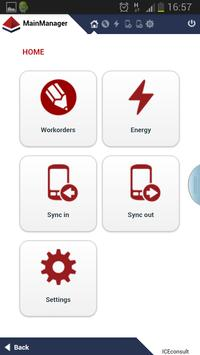 MainManager on your smartphone apk screenshot