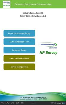 CMS HP Survey poster