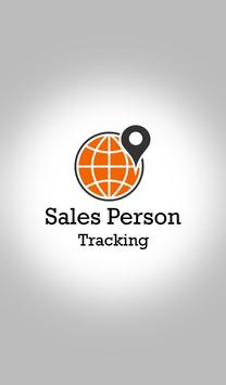Sales Person Tracking poster