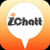 아이챗(ichatt): 캐릭터 기반 메신저 & 채팅 icon