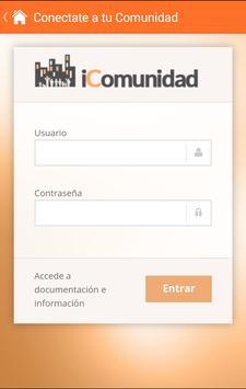 iComunidad apk screenshot
