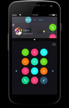 Contacts Phonebook Dialer + apk screenshot