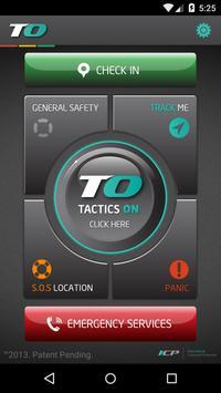 Tactics ON LITE poster