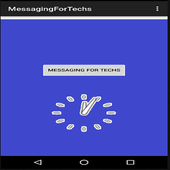 Messaging for Techs icon