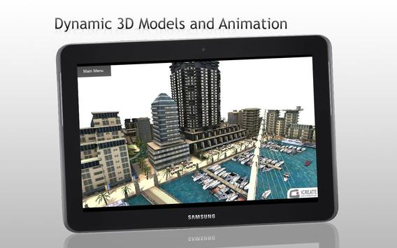 iCreate 3D Property Marketing apk screenshot