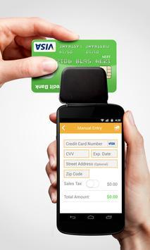 Credit Card Processing poster