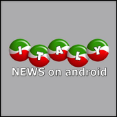 ITALY NEWS ON ANDROID icon