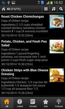 100 Easy Chicken Recipes apk screenshot