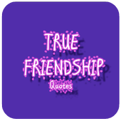 True Friendship Quotes icon