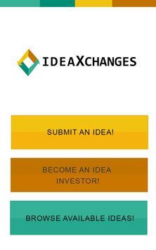 IdeaXchanges - Fund Your Dream apk screenshot