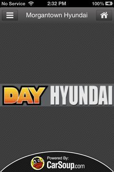 Day's Morgantown Hyundai poster